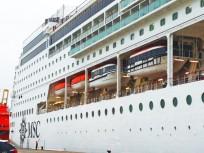 Ein Schiff wird länger – die MSC Armonia wird durchgeschnitten!