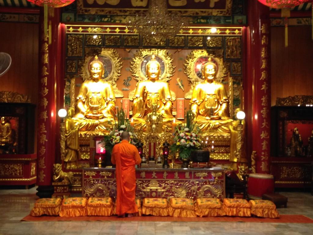 Buddha Statue, Bangkok