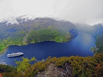 Geiranger Kreuzfahrthafen  – meine Highlight Wanderung
