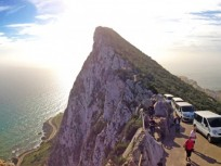 Gibraltar Kreuzfahrt-Landgang – ein Spaziergang durch Stadt und Affenfelsen