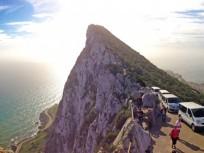 Gibraltar Kreuzfahrt-Landgang – ein Spaziergang durch Stadt und Affenfelsen