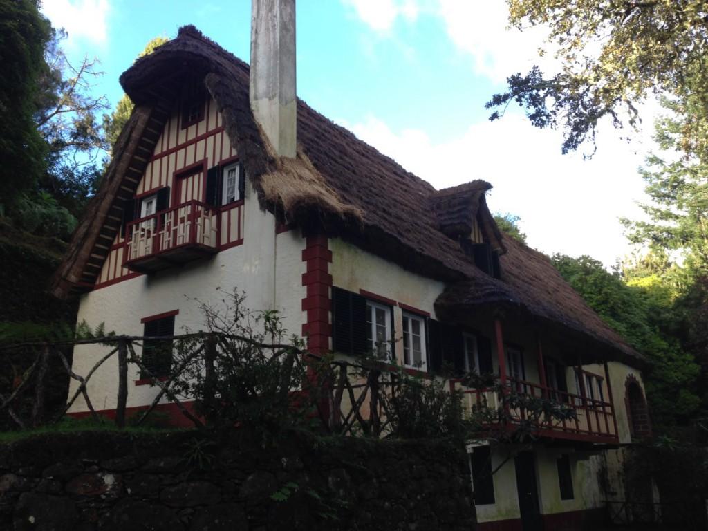 Hütte auf Madeira