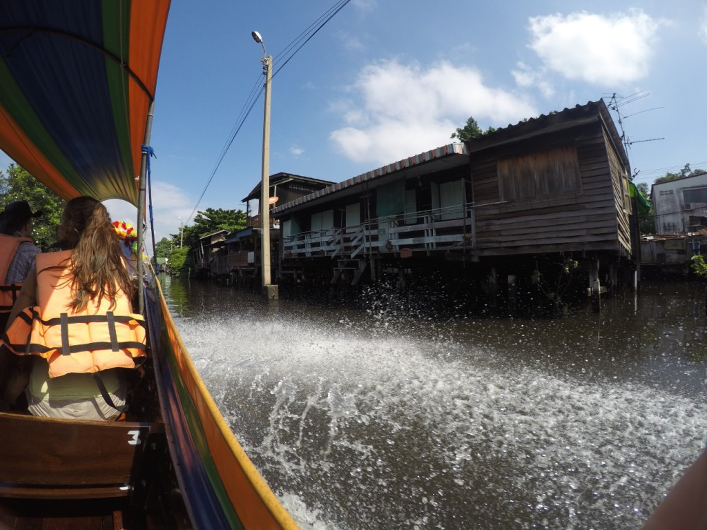 Klong Boot Tour, Thailand