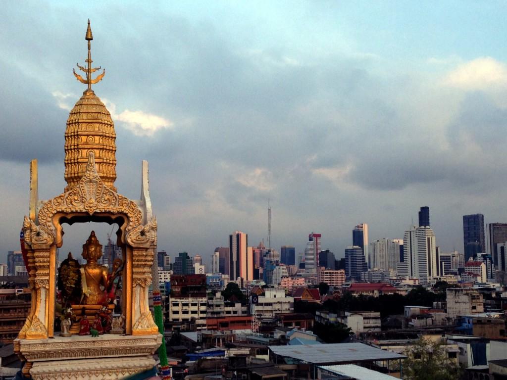 Schrein in Bangkok