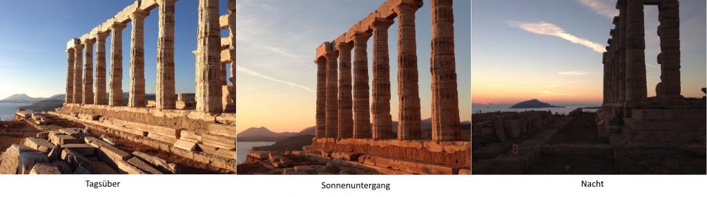 Tempel des Poseidon, kreuzfahrten-blogger.de
