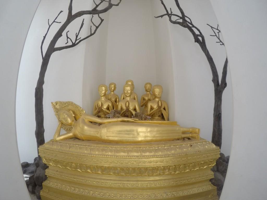 goldene Statuen, Thailand