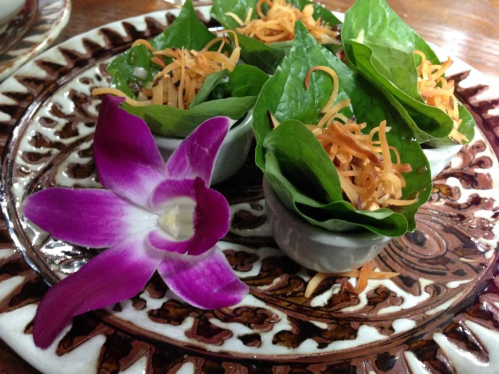 thailaendische spezialitaet