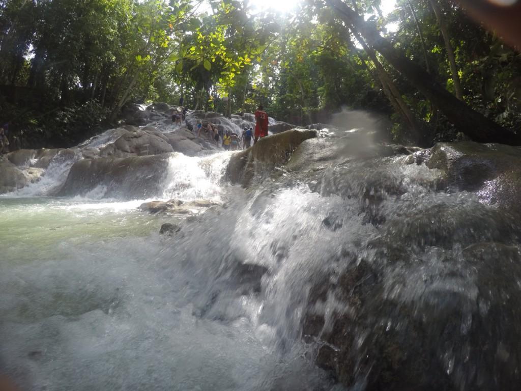 Flusswanderung auf Kreuzfahrt