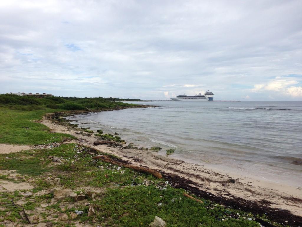 Mahahual Strand