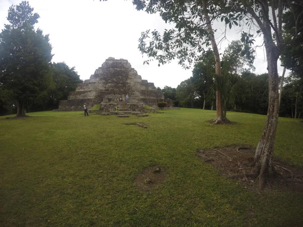 Maya-Pyramide