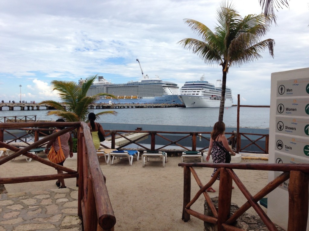 costa maya hafen
