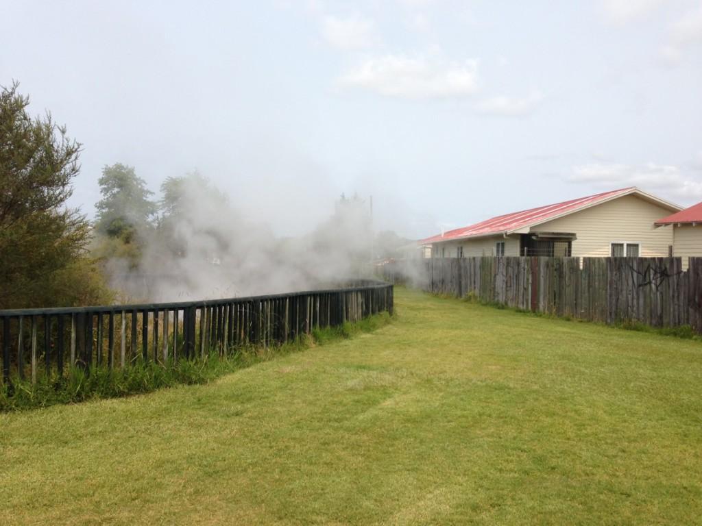 Geothermal Parks, Rotorua