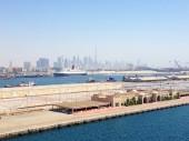 Vom Dubai Kreuzfahrthafen in die Stadt (Port Rashid)