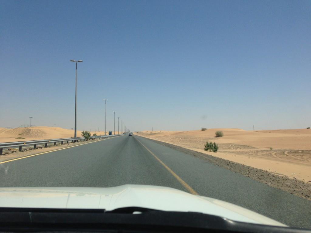 Highway Dubai