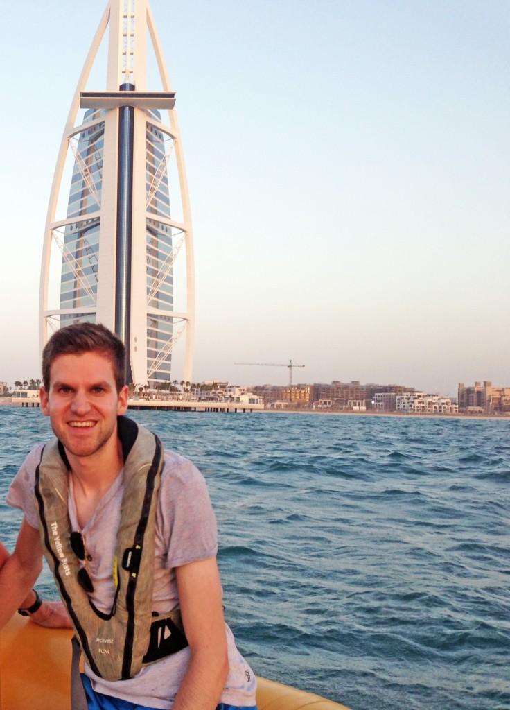 Selfie Burj Al Arab