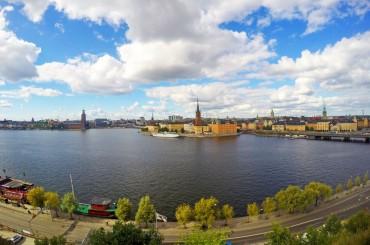 Stockholm Kreuzfahrthafen – vom Hafen in die Stadt?