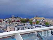 Alesund – Wie kommt man vom Kreuzfahrthafen in die Stadt?