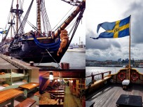 The Swedish Ship – ein Kreuzfahrtschiff aus einer anderen Zeit