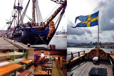 The Swedish Ship – ein Kreuzfahrtschiff aus einer anderen Zeit