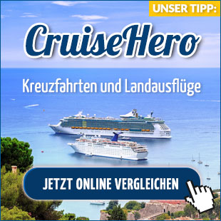 finde den besten Preis für deine Kreuzfahrt - CruiseHero.de