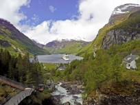 Geiranger – Wie kommt man vom Kreuzfahrthafen in die Stadt?