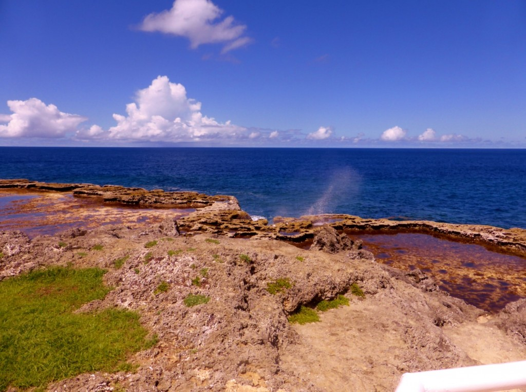 Blowhole Tonga