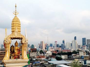 Vom Flughafen Bangkok zum Kreuzfahrthafen Laem Chabang?