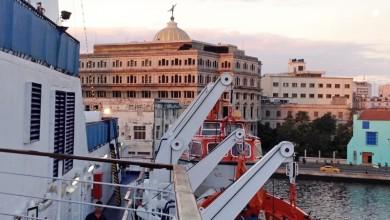 Vom Havanna Flughafen zum Kreuzfahrthafen?