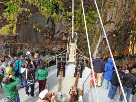 Milford Sound per Kreuzfahrtschiff – Scenic Cruising