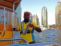 Dubai Speedboat-Tour – ein nasser Spaß!