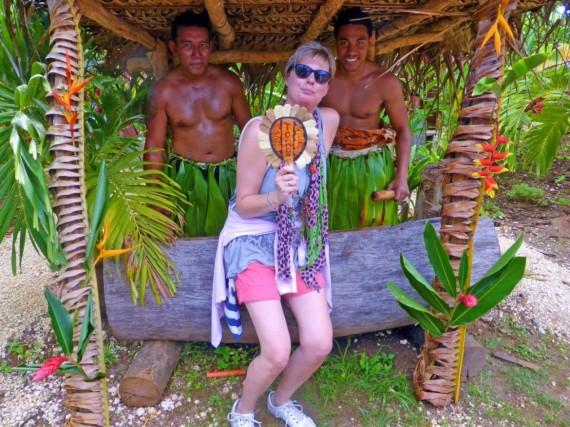 Landgang auf Tonga – ein Tag im Paradies