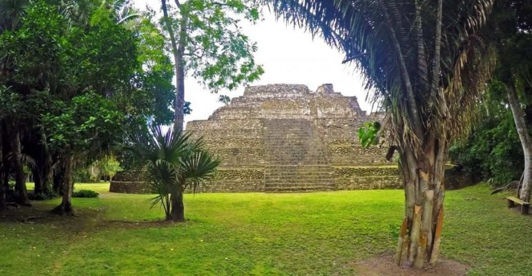 Chacchoben Ruinen Tour ab Costa Maya Mahahual Kreuzfahrthafen
