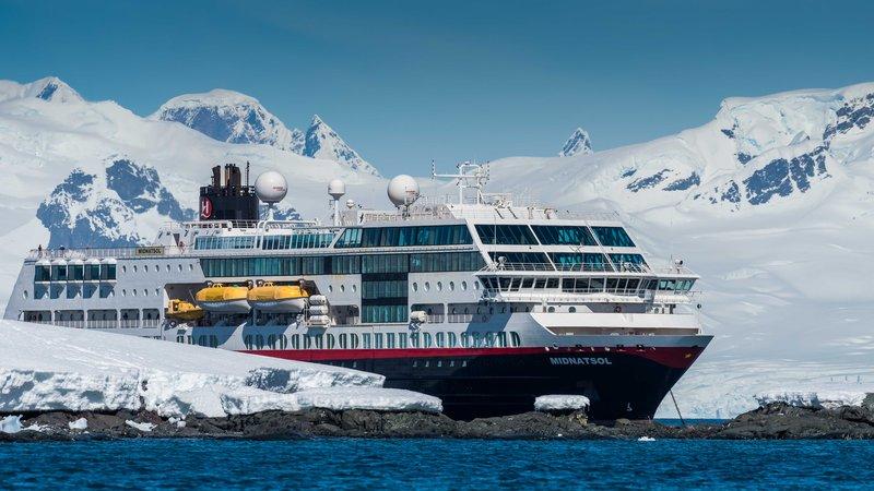 Kreuzfahrtschiff MS Spitsbergen