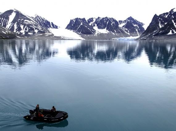 Arktis Kreuzfahrt mit der G Expedition (G Adventures)