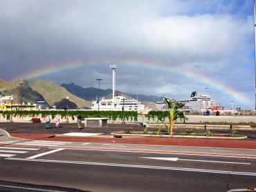 Santa Cruz de Tenerife  –  Wie kommt man vom Kreuzfahrthafen in die Stadt?