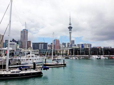 Auckland – Vom Kreuzfahrthafen in die Innenstadt