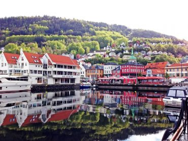 Bergen – Wie kommt man vom Kreuzfahrthafen in die Stadt?