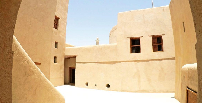 Häuser in Muskat