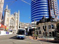 Wellington – wie kommt man vom Kreuzfahrthafen in die Stadt?