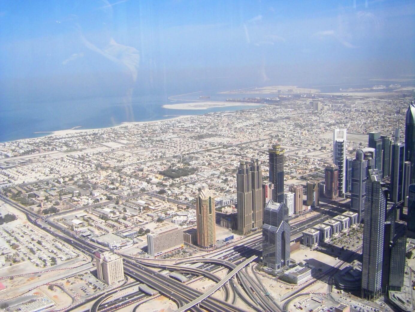 Wolkenkratzer Dubai