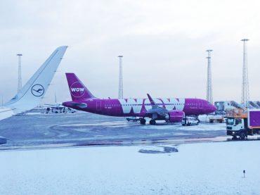 Vom Flughafen (Keflavik) in die Innenstadt von Reykjavik