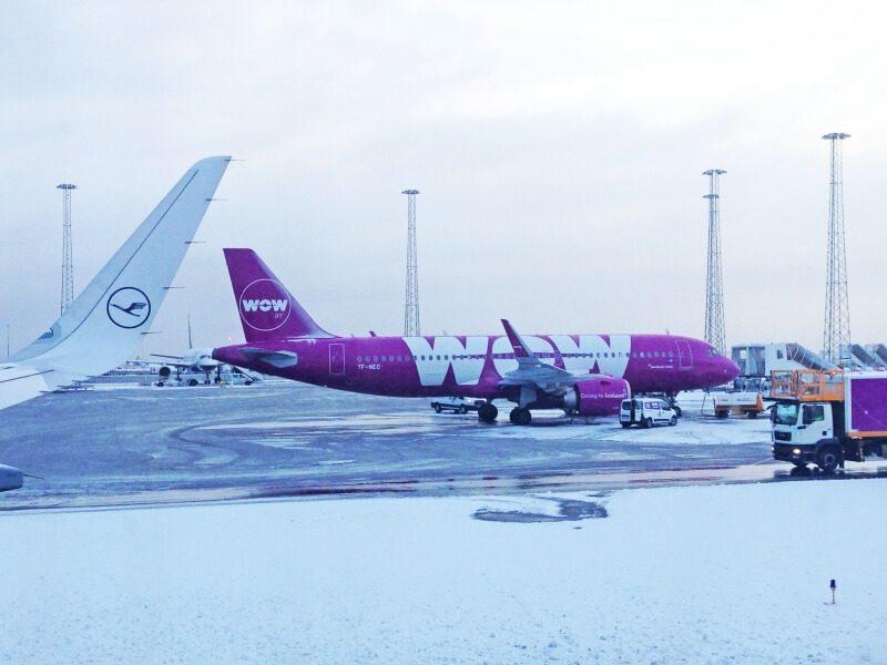 Flughafen Reykjavik