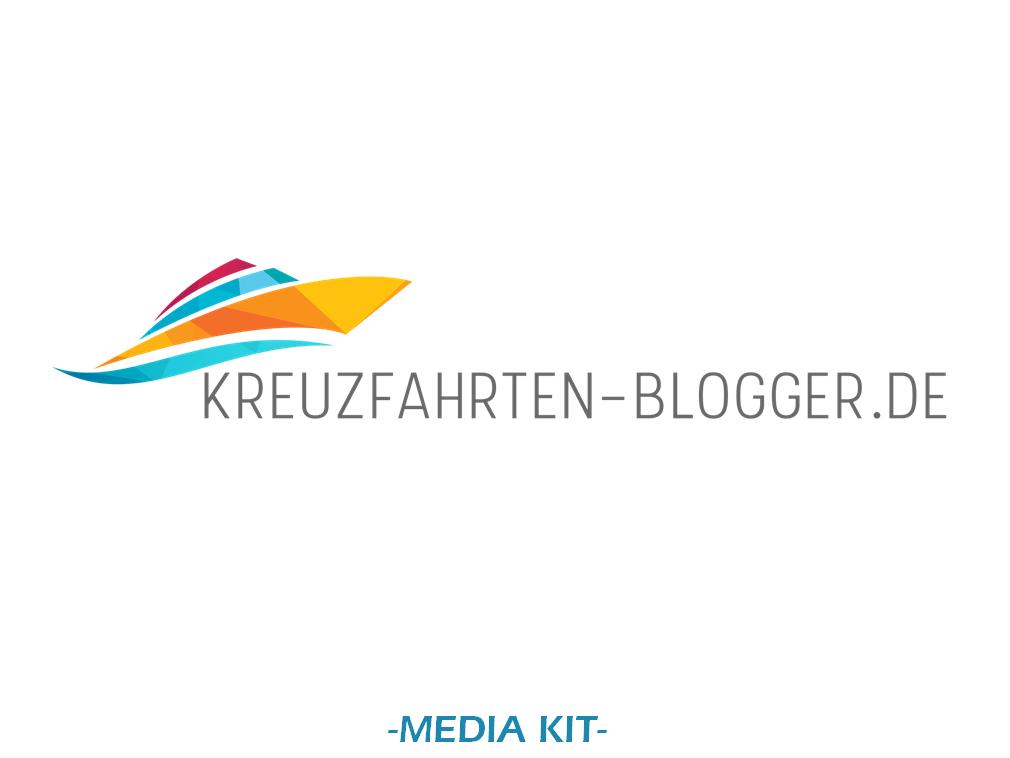 Kreuzfahrten-Blogger Mediakit