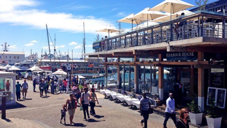 Kapstadt – vom Kreuzfahrthafen in die Stadt