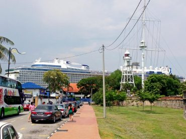 Penang – Wie komme ich vom Kreuzfahrthafen in die Stadt?