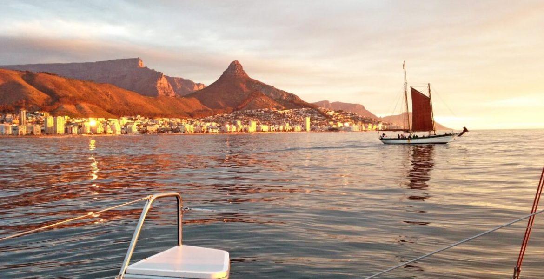 Sunset Cruise Kapstadt