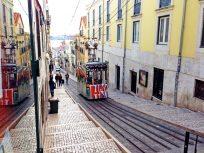Lissabon – vom Kreuzfahrthafen in die Stadt
