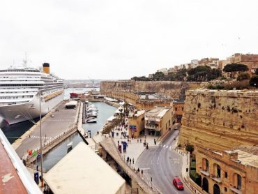 Valetta, Malta – So kommst du vom Hafen in die Stadt