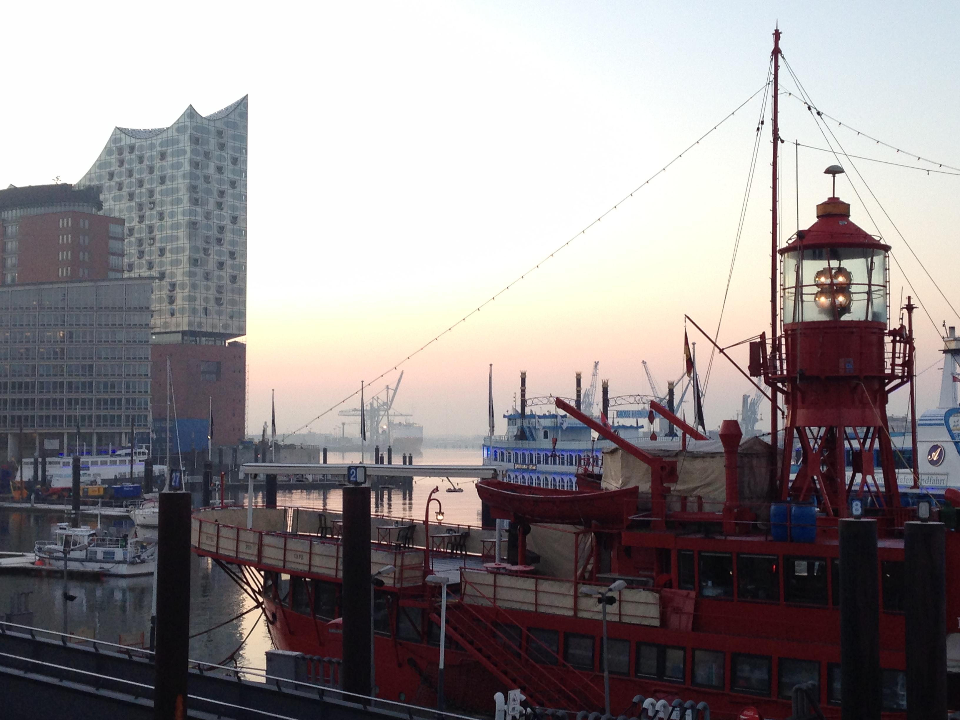 Hamburg Kreuzfahrthafen