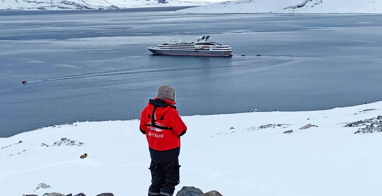Arktis mit Ponant